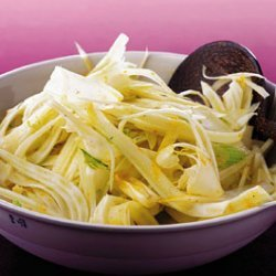 Fennel and Endive Salad with Orange Vinaigrette recipe