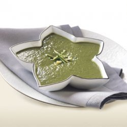 Zucchini and Spinach Soup recipe