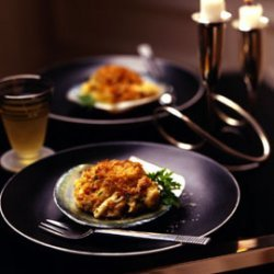 Deviled Crab with Sherry Sauce recipe