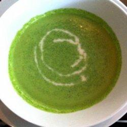Jerusalem Artichoke Soup recipe
