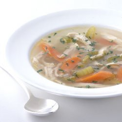 Hearty Chicken Vegetable Soup recipe