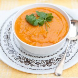 Carrot and Caraway Soup recipe
