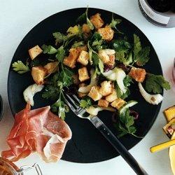 Italian Bread Salad recipe
