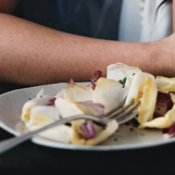 Red and White Endive Salad recipe