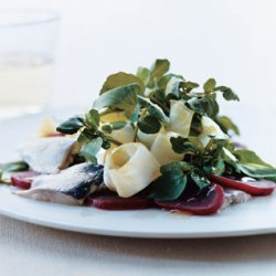 Pickled Beet and Herring Salad recipe