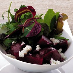Beet and Feta Salad recipe
