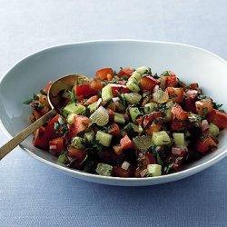 Chopped Arabic Salad recipe