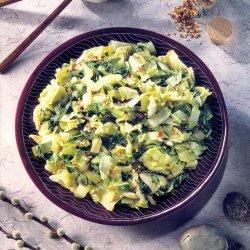 Braised Oriental Cabbage recipe