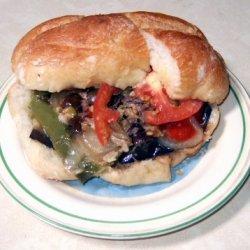 Pan Bagna  Aka Bathed Bread recipe