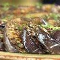 Chiarellos Pickled Grilled Eggplant recipe