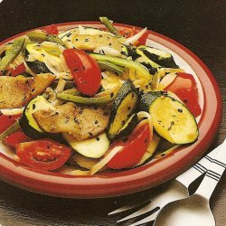 Mixed Vegetable Skillet recipe
