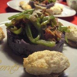 Pork Tenderloin Under Parmesan Cover With Vanilla ... recipe