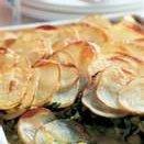 Potato And Onion Casserole recipe