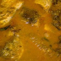 Chettinad Fish Curry recipe