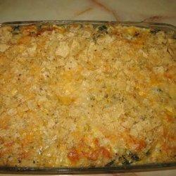 Potato Tuna Casserole recipe