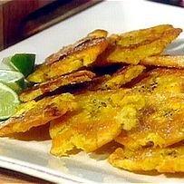 Fried Plantains Tostones recipe