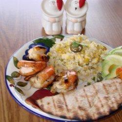 Mexican Rice Casserole recipe