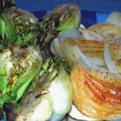 Grilled Bok Choy - Chinese Cabbage recipe
