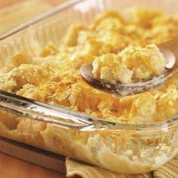Cheddar Tot Casserole recipe