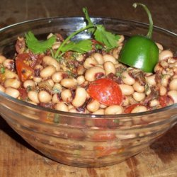 The Black Eyed Peas Meet The Chili Peppers recipe
