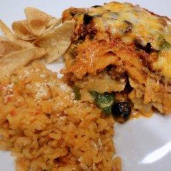 Mexican  broken  Rice recipe
