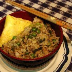 Tea Fried Rice recipe