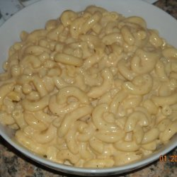 Mac And Cheese With A Twist recipe