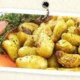 Roasted Garlic Teeny Tiny Potatoes recipe