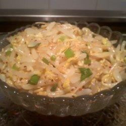 Korean Bean Sprouts recipe
