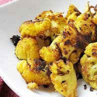 Indian Spiced Cauliflower And Potatoes recipe
