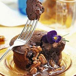 Double Chocolate Lava Cakes recipe