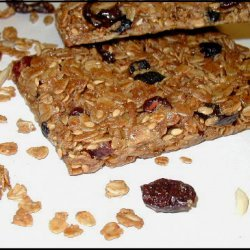 Michelles Vegan Granola Bars recipe