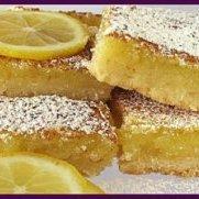 Easy Easy Lemon Cheese Squares recipe