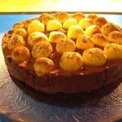 Chocolate Truffle Cake With White Chocolate Truffl... recipe