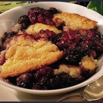 Easy Country Blackberry Cobbler recipe