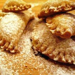 Mini Custard Pie recipe