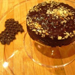 Ferrero Rocher Gateaux For Magalis Birthday recipe