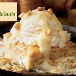 Applebees Blonde Brownies recipe