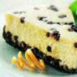 Low Fat Chocolate Chip Cheesecake recipe