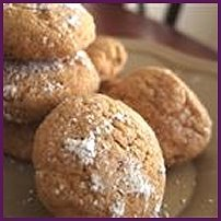 Wonderful Soft Ginger Cookies recipe