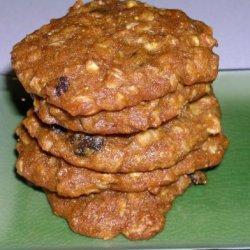 Dawns Pumpkin Nut Cookie recipe