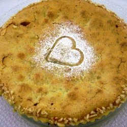 Tarte Danoise recipe