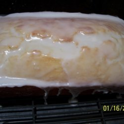 Lemon Yogurt Cake Loaf recipe