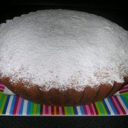 Chestnut Poundcake recipe