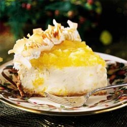 Orange Ambrosia Pie recipe