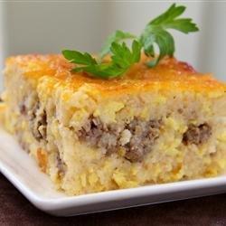 Southern Grits Casserole recipe