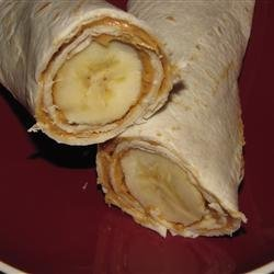 Banana Tortilla Snacks recipe