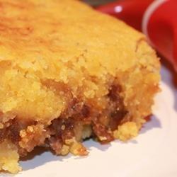 Cornbread Sausage Casserole recipe