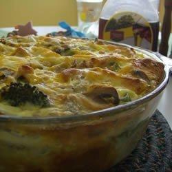 Mom's Breakfast Strata recipe