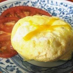 Omelet in a Mug recipe
